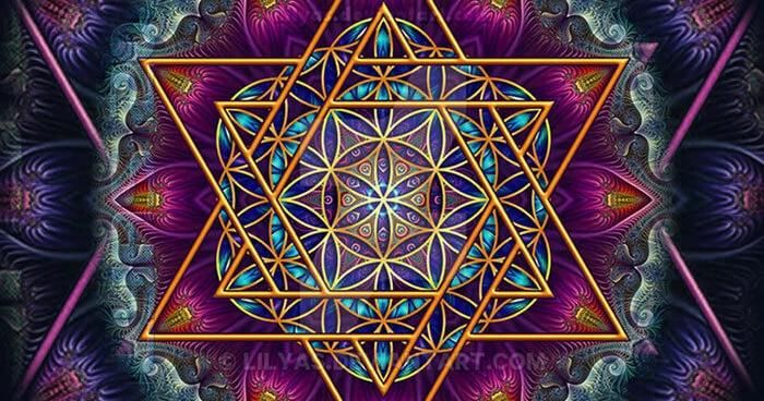 Image geometrie sacree